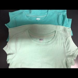 Old navy 4t shirts NWOT